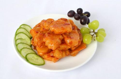 脆姜片-黄洋姜
