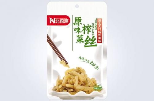 原味榨菜丝(50g+10g)