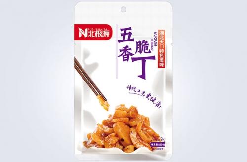 五香脆丁(80g)