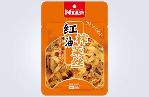 红油榨菜丝(108g)